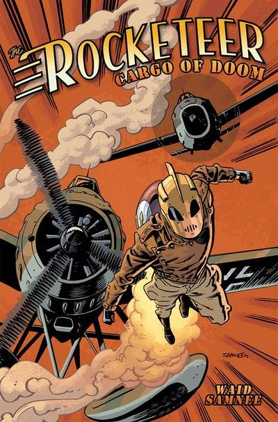Rocketeer Cargo Of Doom