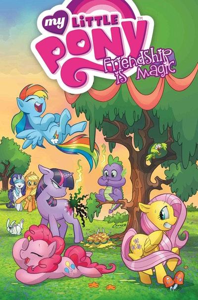 My Little Pony Friendship Is Magic Volume 1