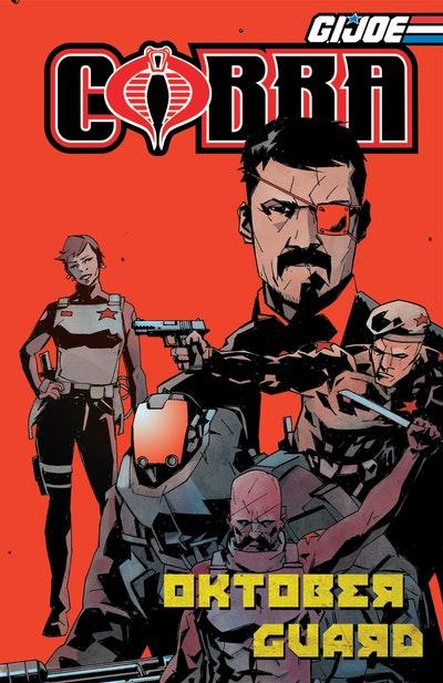 G.I. Joe Cobra - Oktober Guard