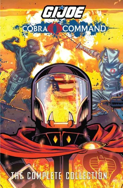 G.I. Joe Complete Cobra Command