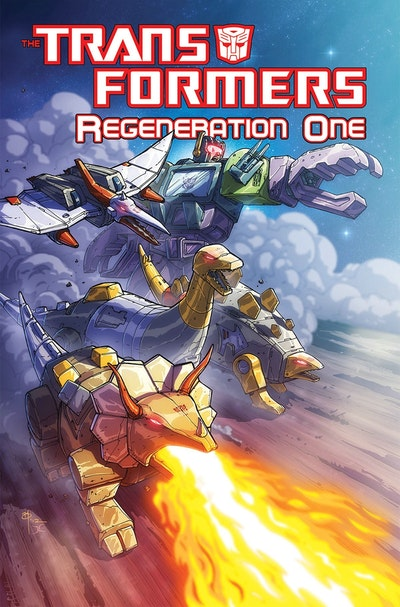 Transformers Regeneration One Volume 2