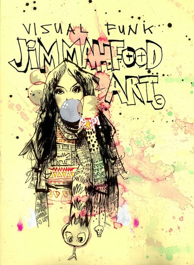 Visual Funk Jim Mahfood Art