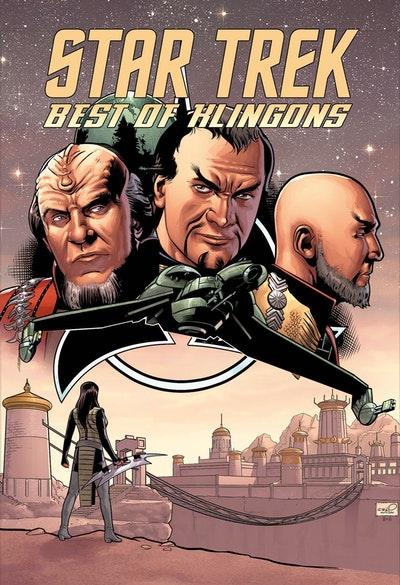 Star Trek Best Of Klingons