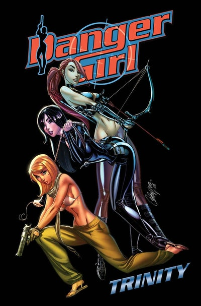 Danger Girl Trinity