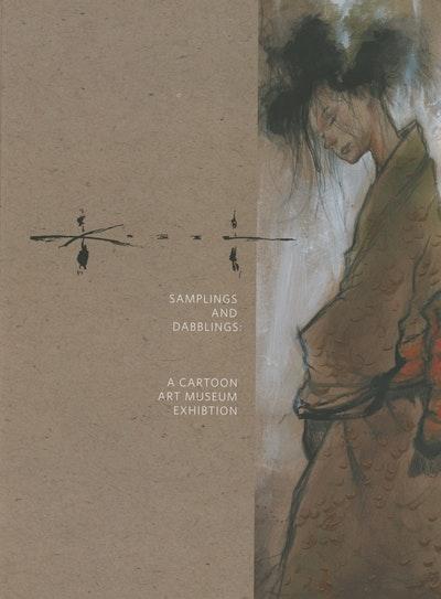 Sam Kieth Samplings And Dabblings - A Cartoon Art Museum Exhibition