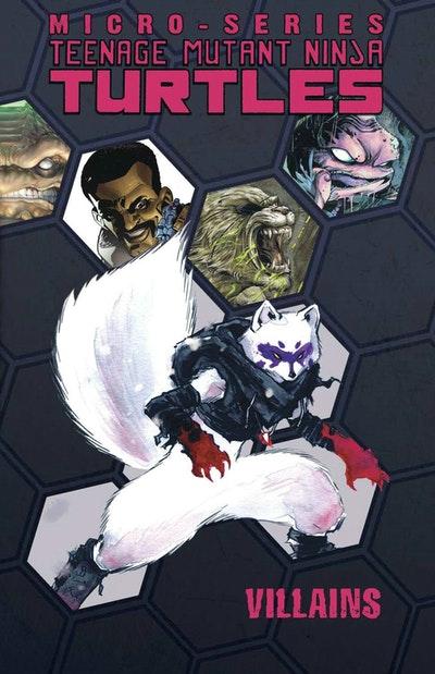 Teenage Mutant Ninja Turtles Villain Micro-Series Volume 1