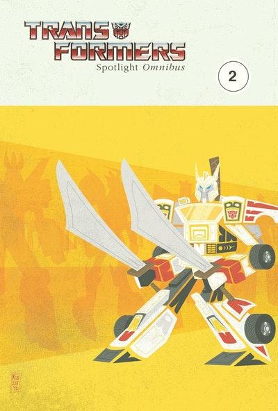 Transformers Spotlight Omnibus Volume 2