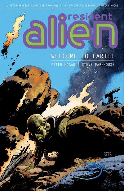 Resident Alien Volume 1