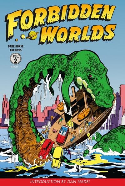 Forbidden Worlds Archives Volume 2