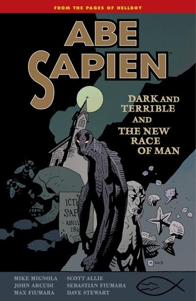 Abe Sapien Volume 3