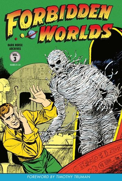 Forbidden Worlds Archives Volume 3