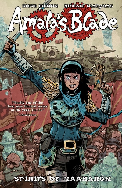 Amala's Blade Volume 1