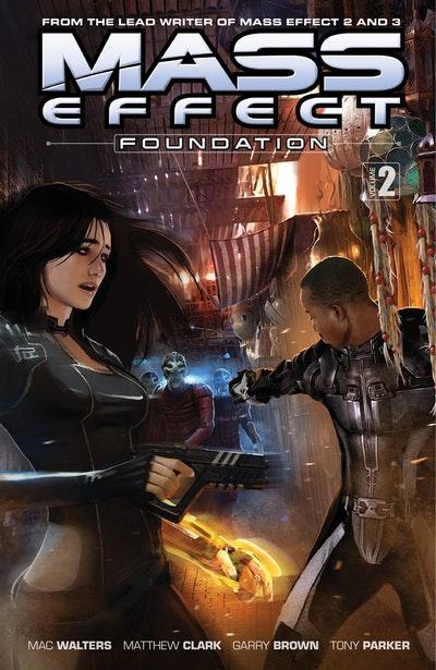 Mass Effect Foundation Volume 2