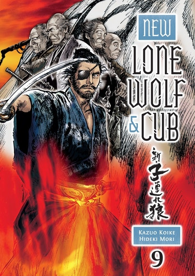 New Lone Wolf And Cub Volume 9