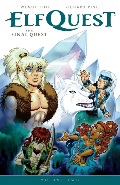 Elfquest The Final Quest Volume 2
