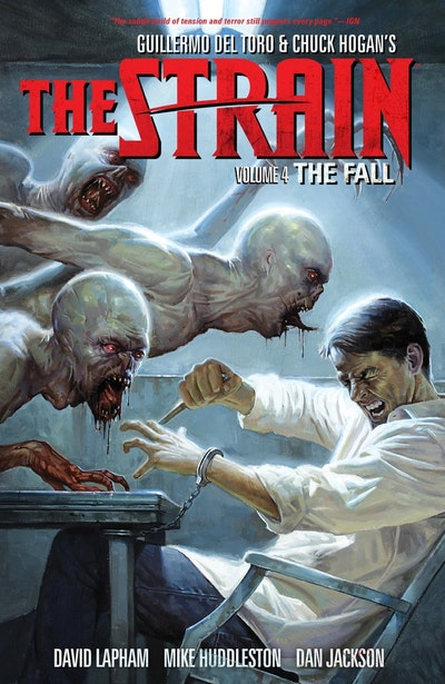 The Strain Volume 4 The Fall