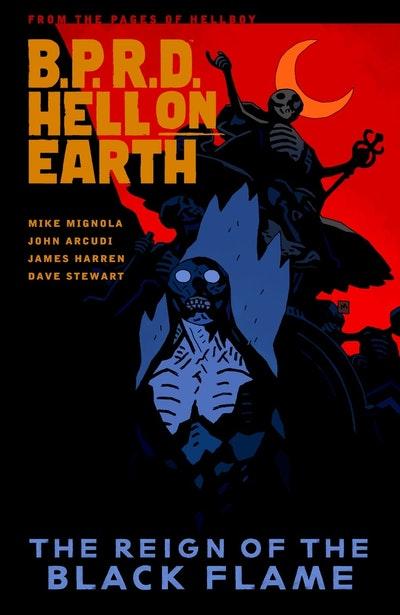 Bprd Hell On Earth  Volume 9