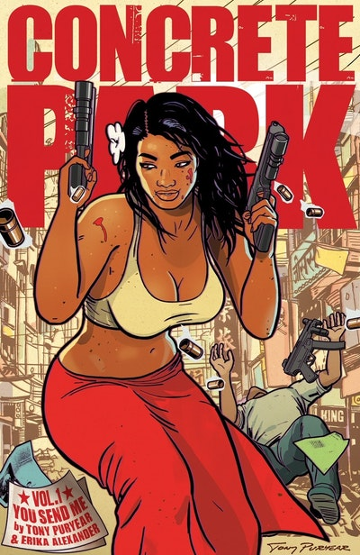 Concrete Park Volume 1 You Send Me