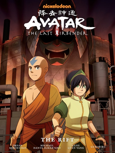 Avatar: The Last Airbender--The Rift Omnibus