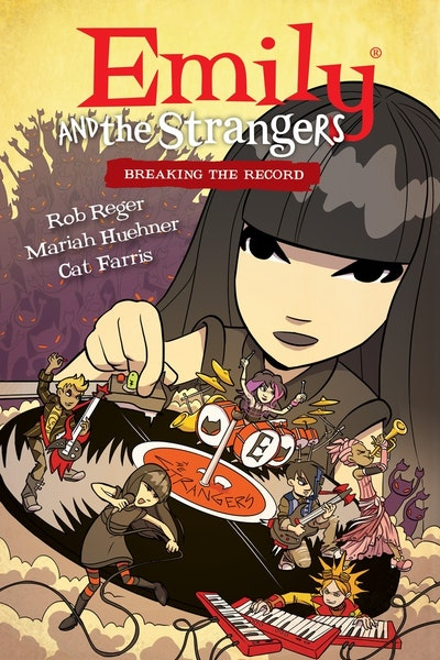 Emily And The Strangers Volume 2