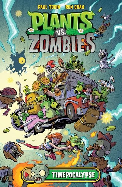 Plants vs Zombies Volume 2 Timepocalypse