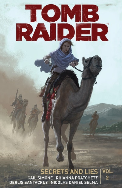 Tomb Raider Volume 2