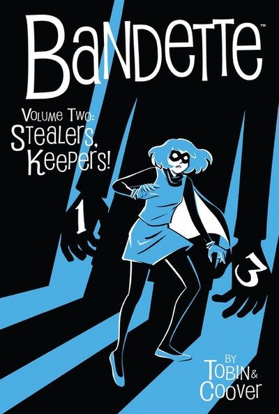 Bandette Volume 2 Stealers Keepers!