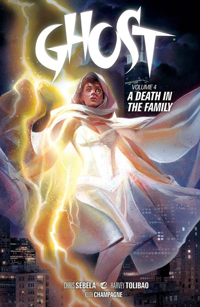 Ghost Volume 4 A Death In The Family