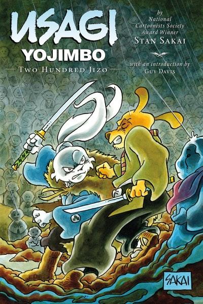 Usagi Yojimbo Volume 29