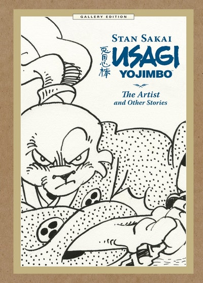 Usagi Yojimbo Gallery Edition Volume 2 The Artist And Other Stories
