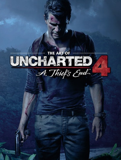 The Art Of Uncharted 4 A Thief's End