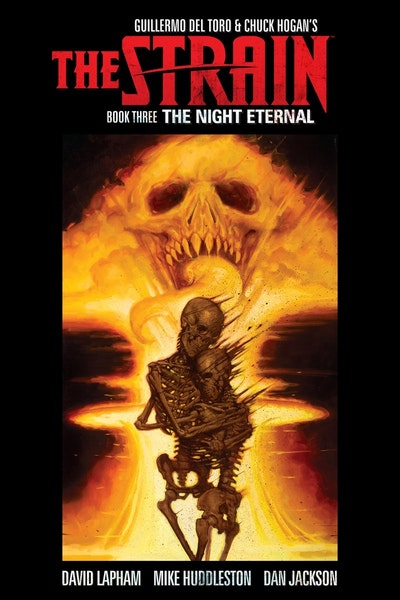 The Strain Book Three The Night Eternal