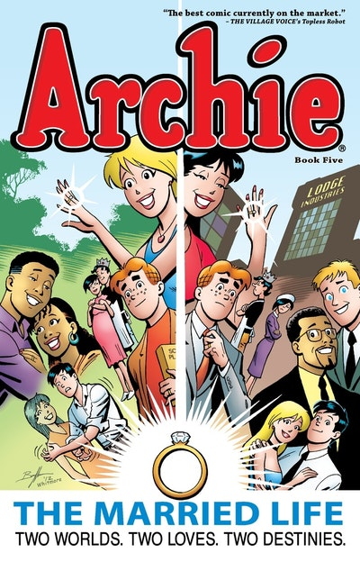 Archie The Married Life Book 5