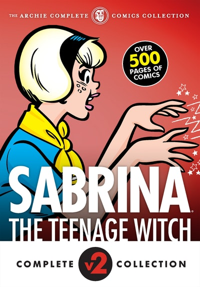 The Complete Sabrina the Teenage Witch 1972-1973