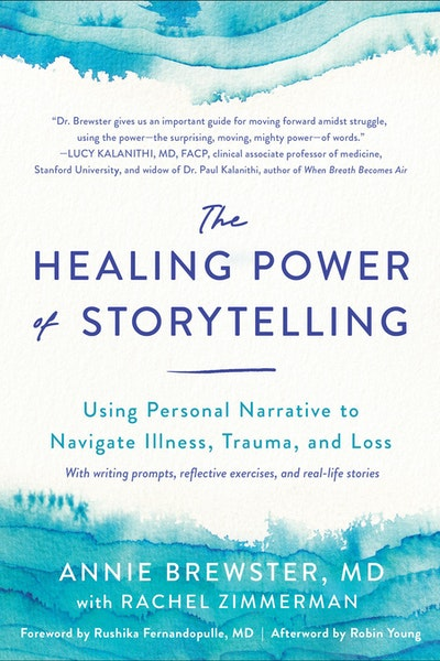 The Healing Power of Storytelling