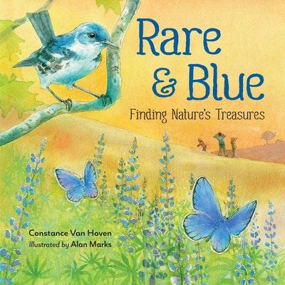 Rare and Blue