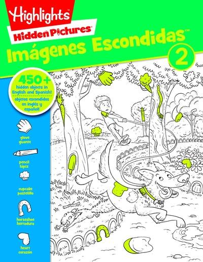 Hidden Pictures® Imágenes Escondidas(Tm) 2