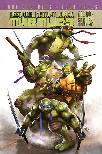 Teenage Mutant Ninja Turtles Micro-Series Volume 1