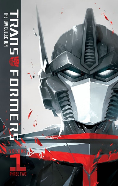 Transformers Idw Collection Phase Two Volume 1