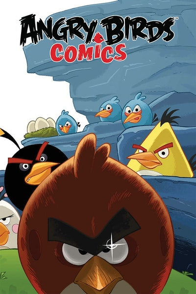 Angry Birds Comics Volume 1 Welcome To The Flock