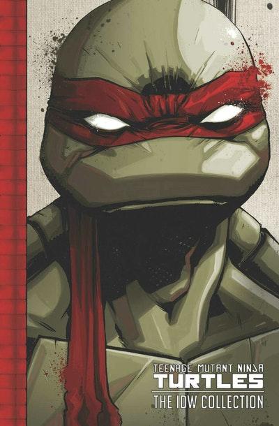 Teenage Mutant Ninja Turtles The Idw Collection Volume 1