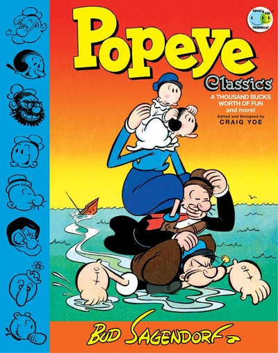 Popeye Classics A Thousand Bucks Worth Of Fun And More!