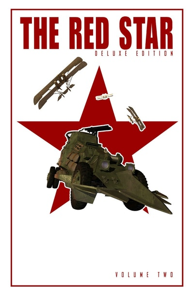 Red Star Deluxe Edition Volume 2