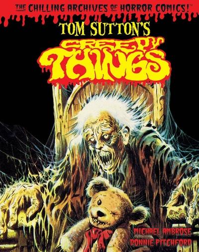 Tom Sutton's Creepy Things