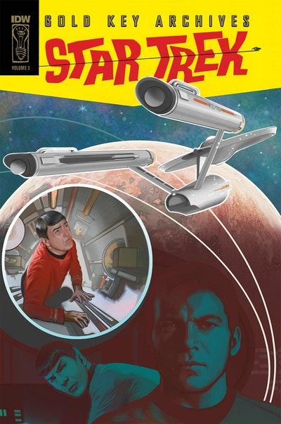 Star Trek Gold Key Archives Volume 3