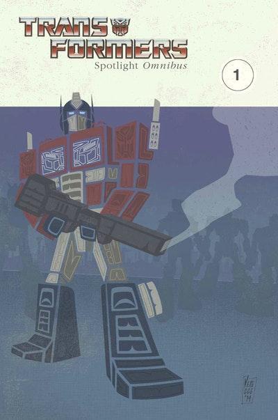 Transformers Spotlight Omnibus Volume 1