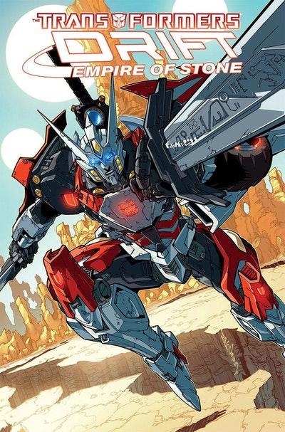 Transformers Drift - Empire Of Stone