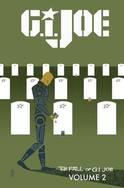 G.I. Joe The Fall Of G.I. Joe Volume 2