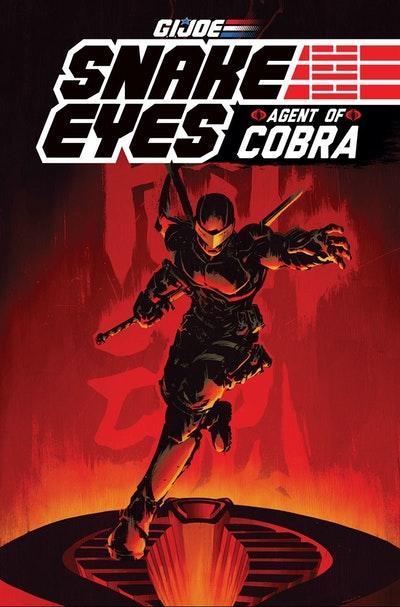 G.I. Joe Snake Eyes, Agent Of Cobra