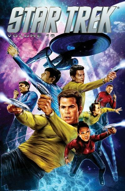 Star Trek Volume 10